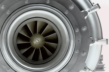 Industrial Turbochargers